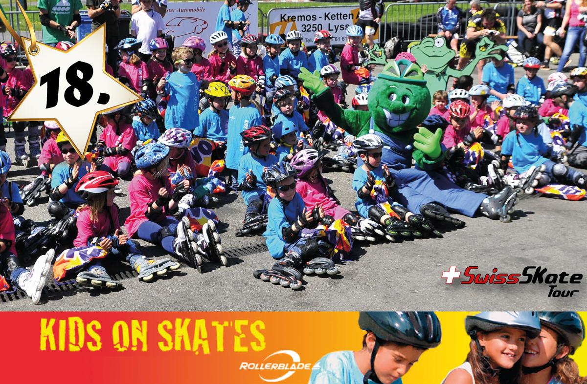 18. Kalendertürchen: KidsOnSkates – Eine Erfolgsgeschichte rollt weiter…