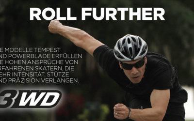 Rollerblade versprüht Frühlingsgefühle – Hole dir deinen Rabatt-Code!
