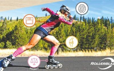 X-Fit Skating für Ausdauersportler
