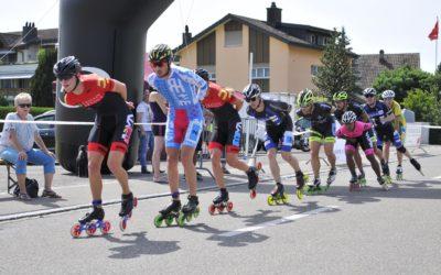 Der 21. Linthmarathon rollte wieder durch die grüne Linthebene
