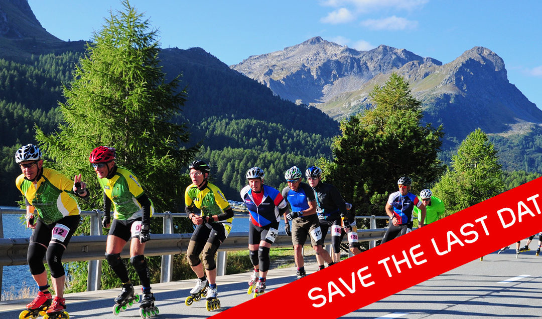 Engadin Inline Marathon – the big Swiss Skate Tour Final for the last time