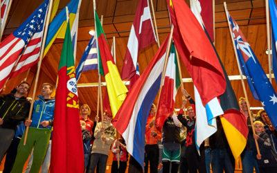 Masters WM Welcome, Pasta Plausch und Rückblick 7 Jahre Swiss Skate Tour