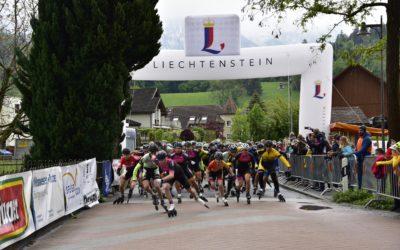 Inline Race Liechtenstein – Gelungener Start in die neue Saison