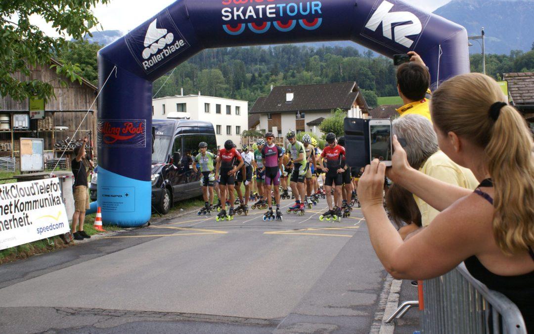 Der Inline Event Liechtenstein macht es vor – Auftakt in die Swiss Skate Tour 2020